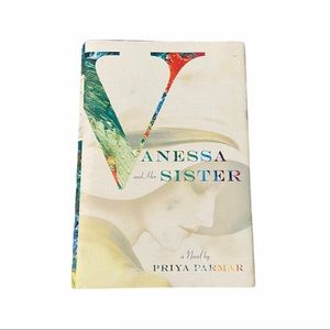 Vaness and Her Sister Book By Priya Parmar